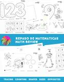 Back to School Math {Spanish Bundle}