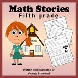 Math Stories - Fifth Grade