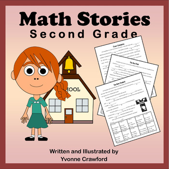 Math Stories - Second Grade