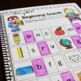 No Prep Back to School Math and Literacy Printables