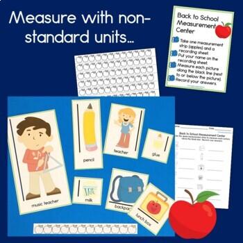 Back to School Measurement