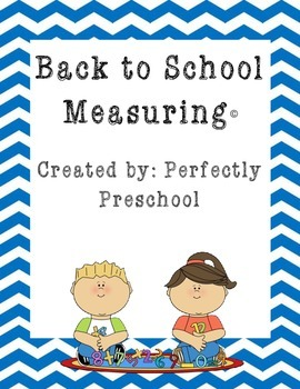 Back to School Measuring