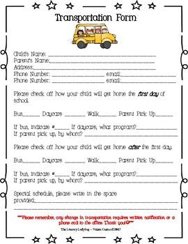 Back to School / Meet the Teacher Bundle - Shiplap