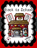 Back to School/Meet the Teacher Posters and Forms