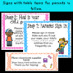 Back to School - Meet the Teacher Signs & Table Tents