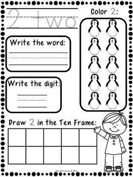 Back to School Mega Bundle: Alphabet, Number, and Shape