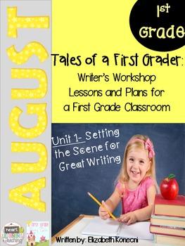 Back to School Mega Bundle First Grade