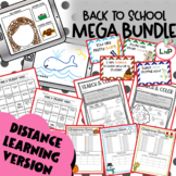 Back to School Mega Bundle with Student Ice Breakers, News