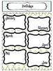 Back to School Middle & High School Teacher Binder - Editable