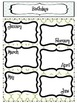 Back to School Middle & High School Teacher Binder - Editable