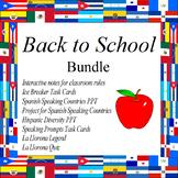 Back to School Growing Bundle (Spanish)