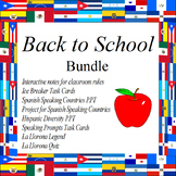 Back to School Growing Bundle (Spanish)