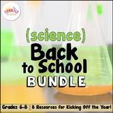 Back to School Mini Bundle