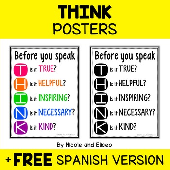 Free Classroom Management Poster