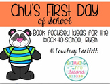 "Back to School Minilesson Pack for ""Chu's First Day of School"""