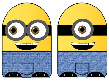 Back to School: Minion Bulletin Board (32 pages)