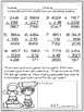 Back-to-School Mixed Addition and Subtraction 2,3, and 4 D