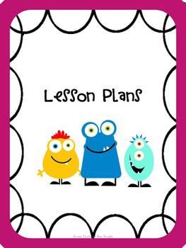Back to School Monster Binders for Teachers!