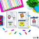 Back to School Morning Tubs for Kindergarten | Kindergarten Morning Work Tubs