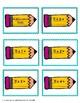 Back to School Multiplication Bang Game