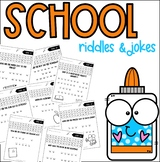 Back to School Multiplication Riddles