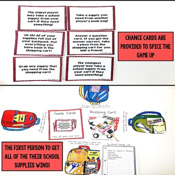 Back to School Multiplication and Division Word Problems