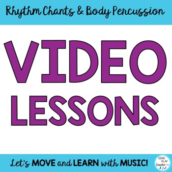 BACK TO SCHOOL Music Class Bundle of Lessons, Songs, Games K-6