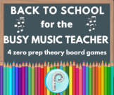 Back to School Music Game: Grand Staff Fun!