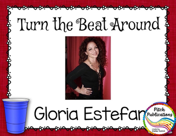 Back to School Music Lesson Plan! 4th and 5th Turn the Beat Around Cup Game