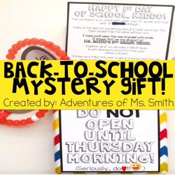 Back-to-School Mystery Gift *FREEBIE*