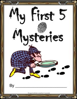 Back to School Mystery Writing
