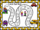 NO PREP Back to School Themed Math and Literacy Games Bundle