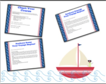 Back to School Nautical Theme
