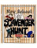 Back to School: New School Scavenger Hunt