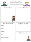 Back to School Newsletter 1