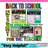 Back to School Night: Powerpoint: Meet the Teacher Letter: Parent Handbook: More