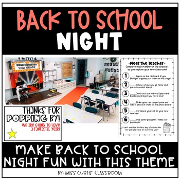 Back to School Night- Movie Premiere