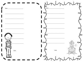 Back to School Night Note Swap