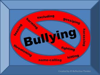 Free No Bullying Critical Thinking Puzzle Activity #2