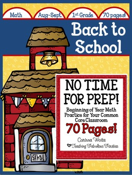 Back to School: No Time For Prep!
