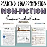 Back to School Non-Fiction Reading Bundle