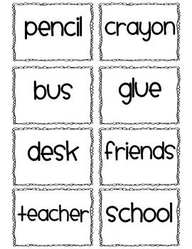 $1 Deals! Back to School! Noun and Verb Sort