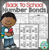 Back to School Number Bonds