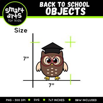 Back to School Objects Clip Art