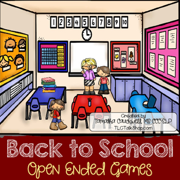 Back to School: Open-Ended Games