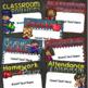 Back to School Open House Meet the Teacher Rockstar PowerPoint Editable