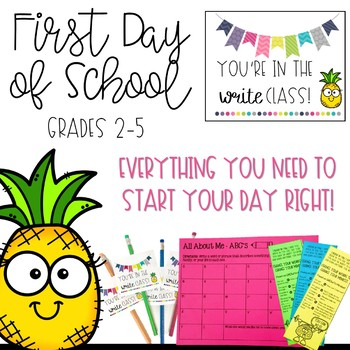 Back to School Open House Pencil Topper ~ FREEBIE!