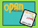 Back to School Open House Powerpoint presentation templates