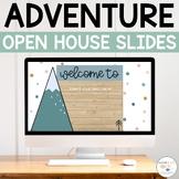 Back to School Open House Slides | Scandi Meet the Teacher Slides