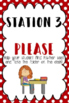 Back to School - Open House Stations